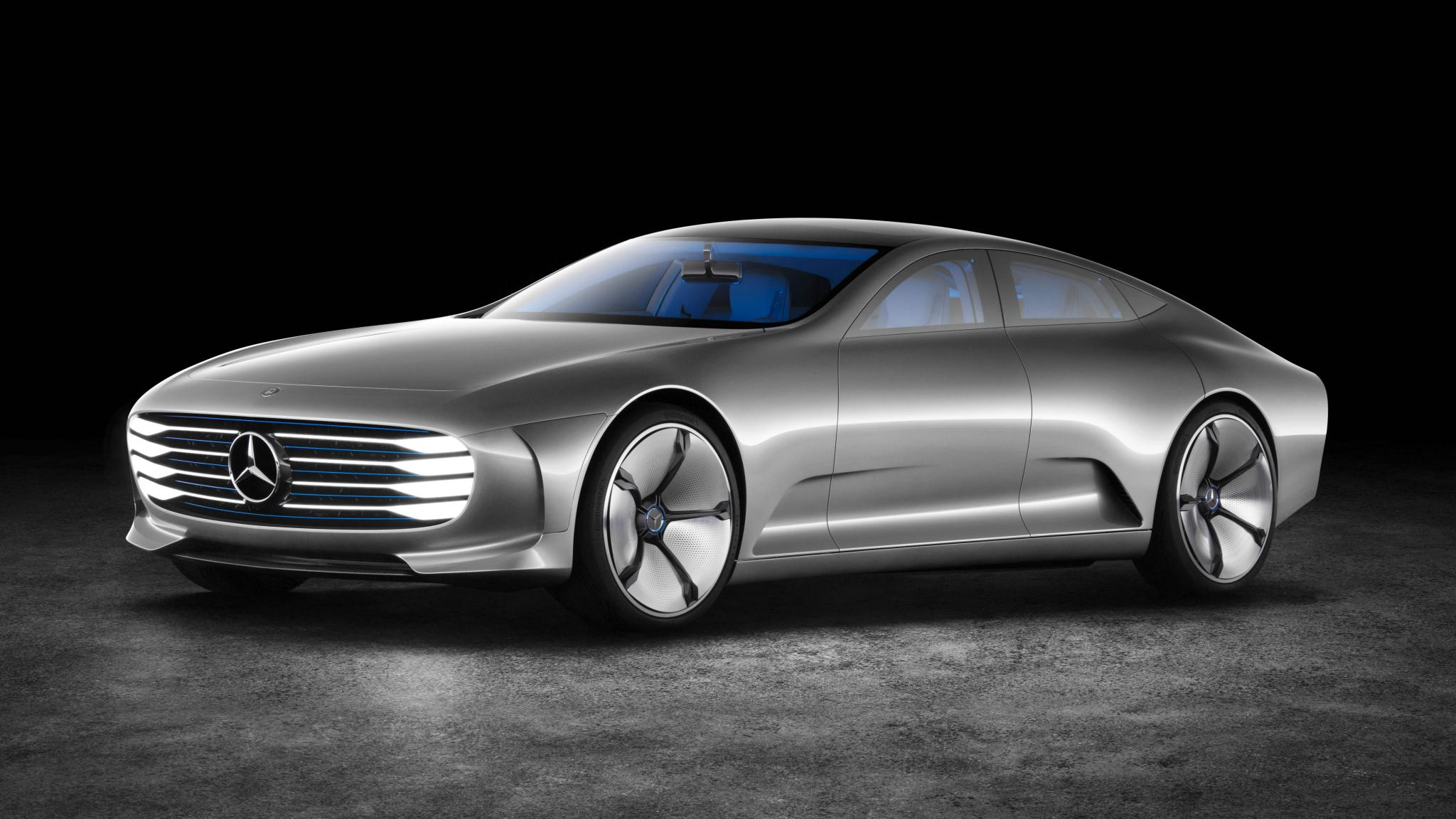 Mercedes to Launch Electric Sub-Brand to Compete with BMW i Cars