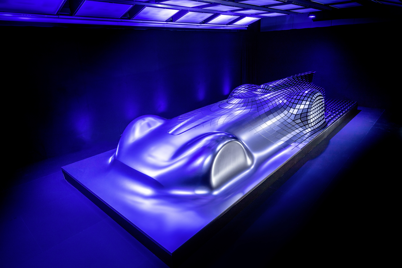 Mercedes Bringing Electric Silver Arrow Concept to Pebble Beach