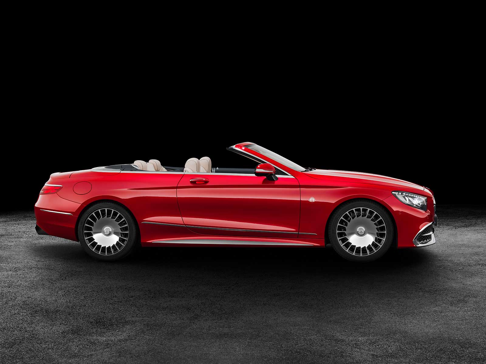 Mercedes-Maybach S650 Cabriolet Limited to Just 300 Units