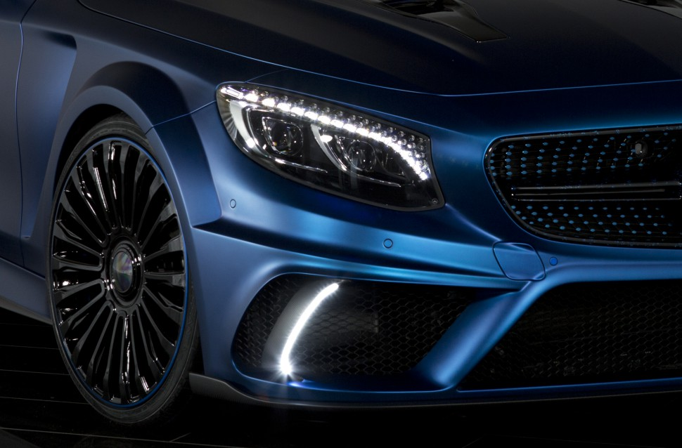 Mansory Makes This Mercedes-Benz AMG S 63 Even More Luxurious