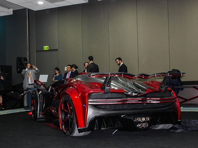 siêu xe Mexico xevathethao.vn