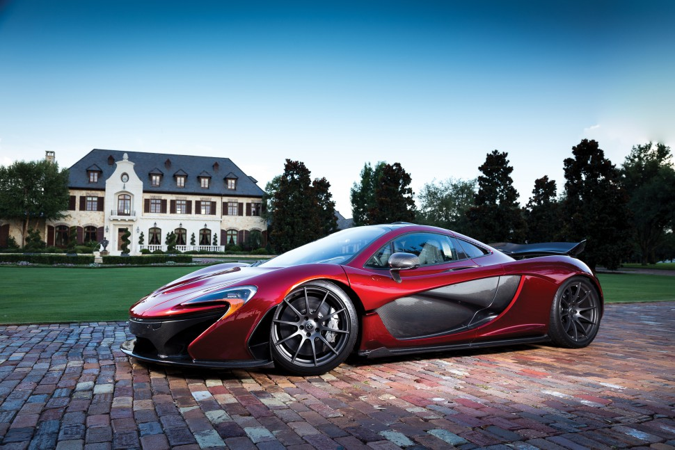 This McLaren Could Sell For an Incredible $1 Million Profit