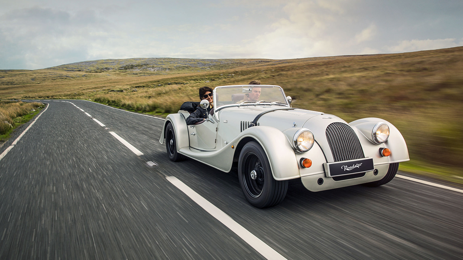 Morgan Motor Company is 110 Years Old and Going Strong