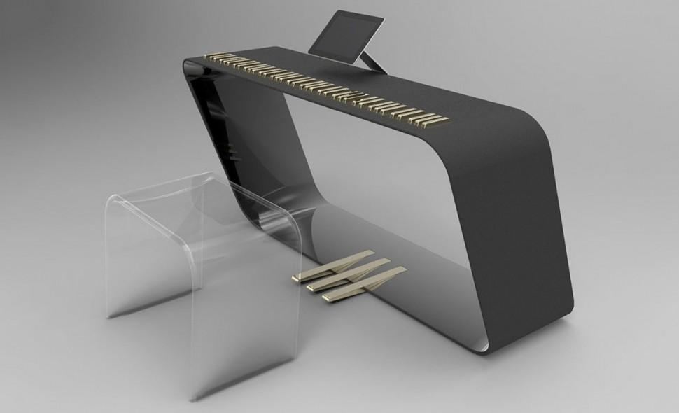 This Porche-Designed mPiano is The Future of Music