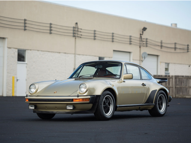 Hey Porsche Fans—This Stunning 1976 Porsche 911 Turbo Carrera Could be Yours