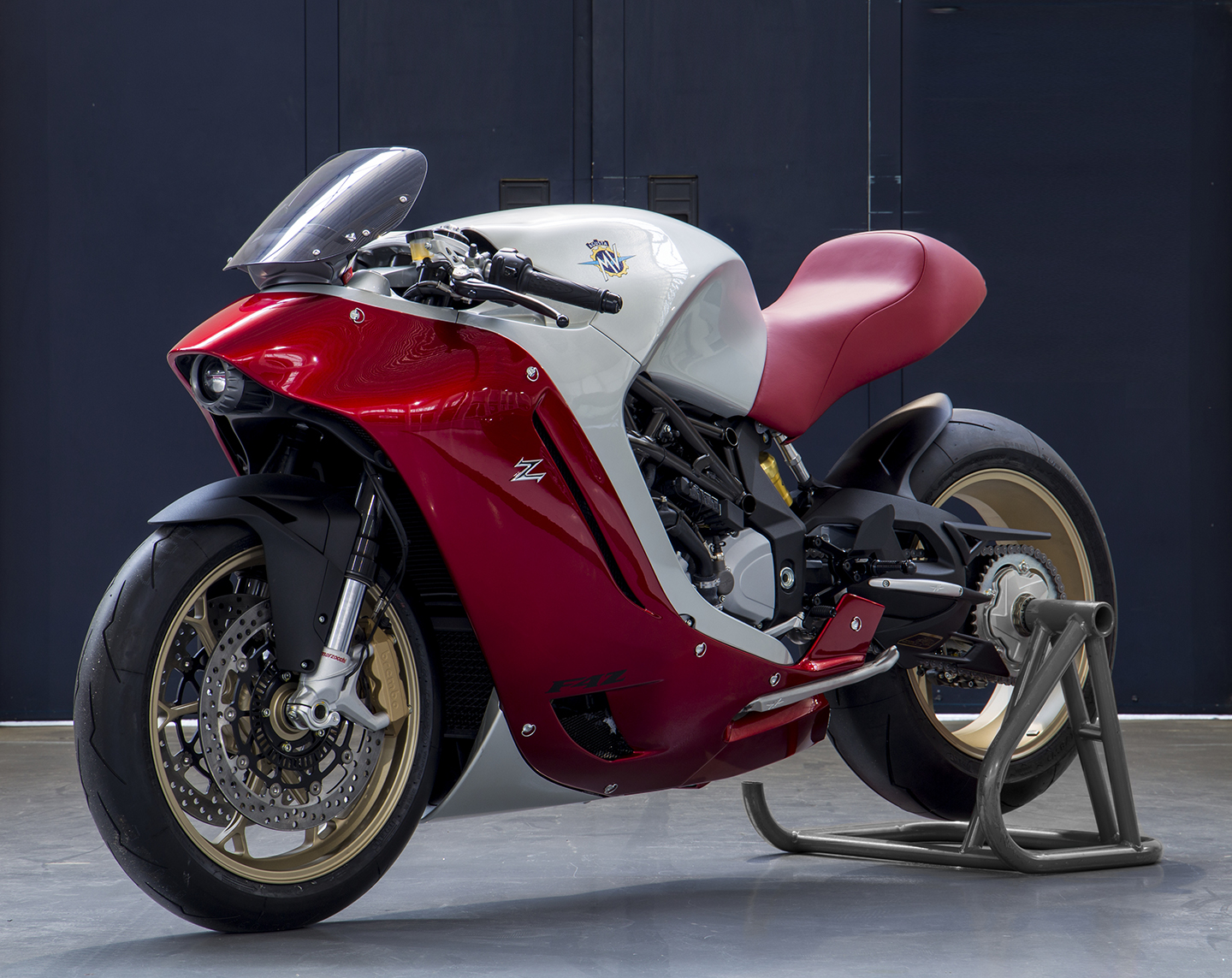 MV Agusta and Zagato Collaborate To Build the Year's Hottest Superbike