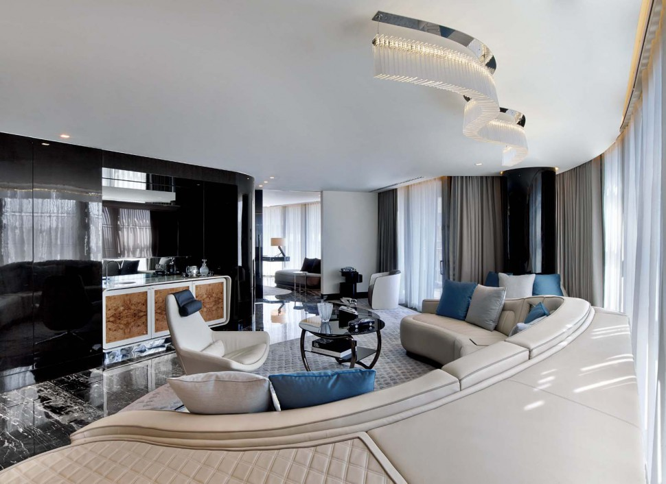 New Bentley suite debuts at the St. Regis Istanbul[12]