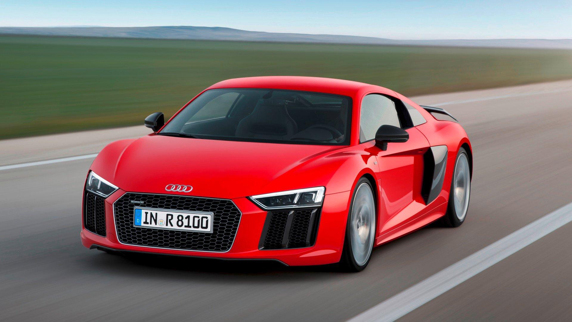News 2017 Audi R8 Coupe 3