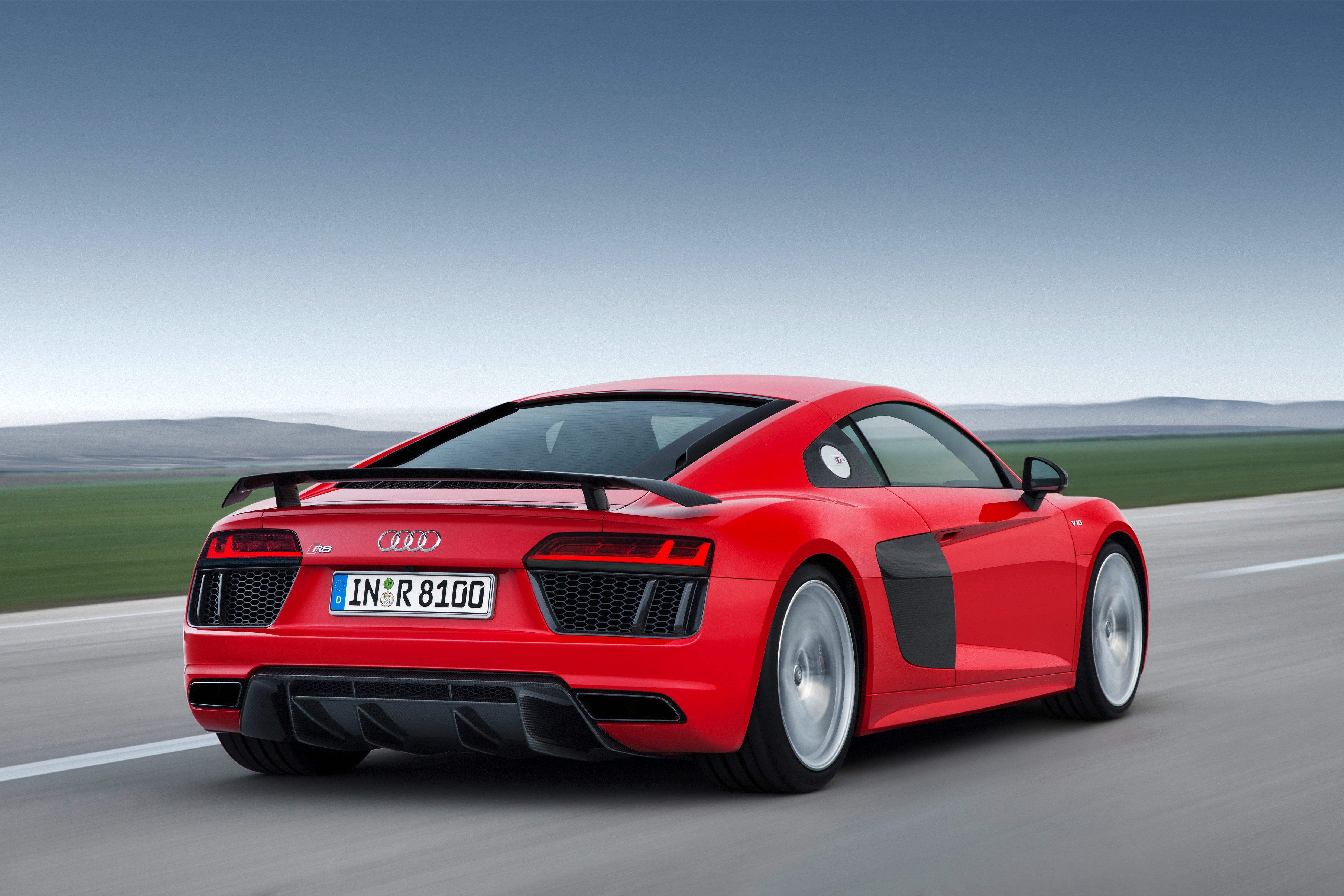 News 2017 Audi R8 Coupe 4
