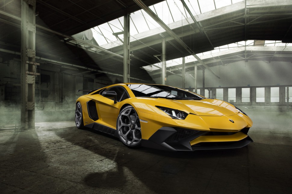 Novitec's New 775BHP Lamborghini Aventador SV is an Absolute Beast
