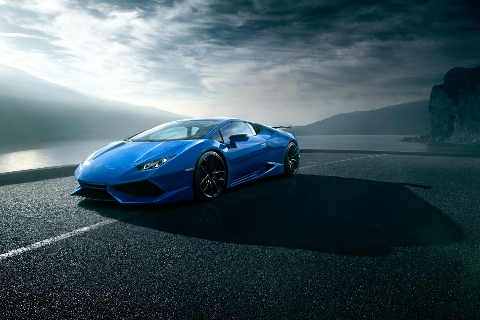 This Tuner's Take on a Lamborghini Huracan is Next Level Awesome