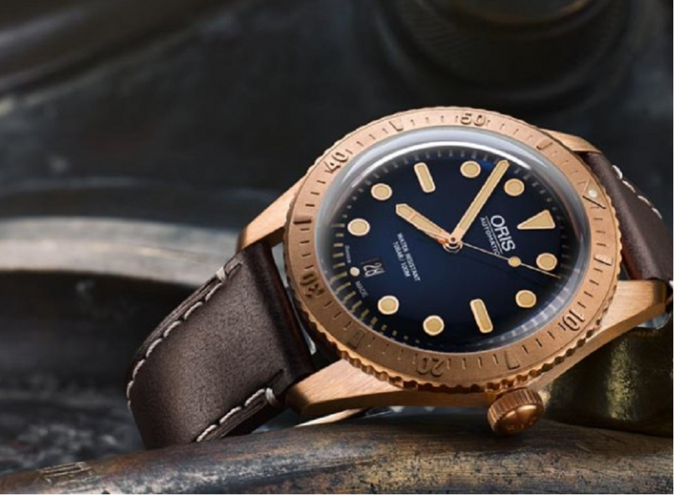 Oris Releases its First Bronze Diver in the Stunning Carl Brashear Limited Edition