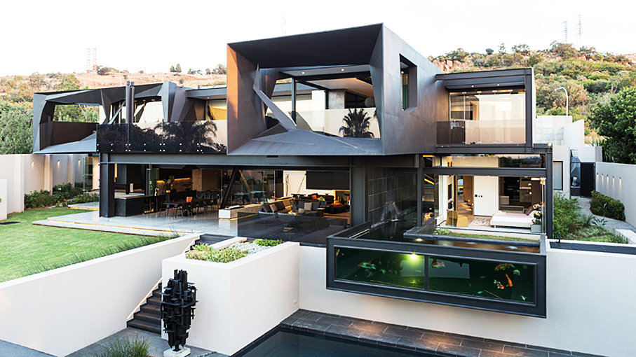 This Awesome House Takes 'Open Concept' to a Crazy New Level