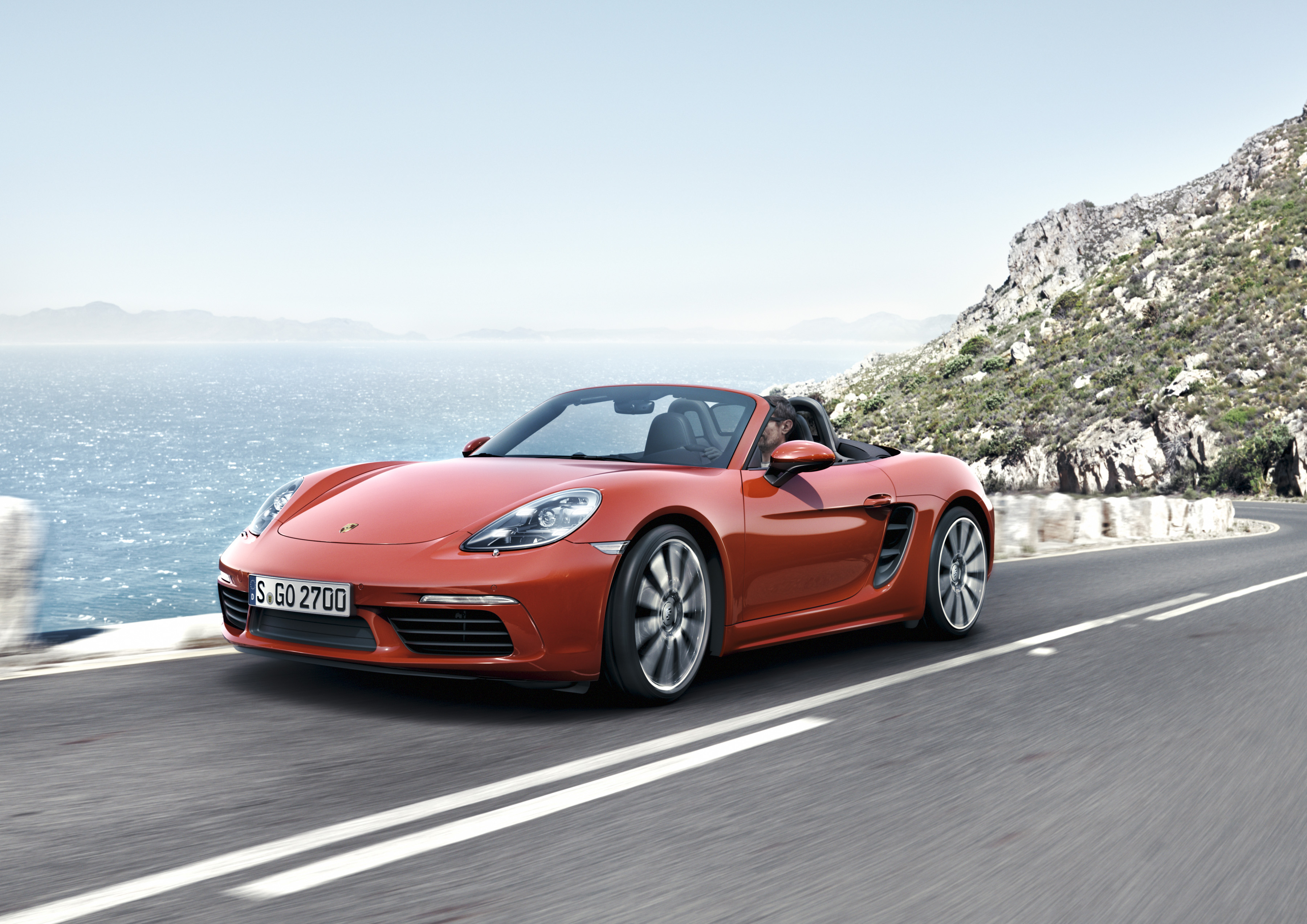 The Top 5 Things You Need To Know About the Porsche 718 Boxster