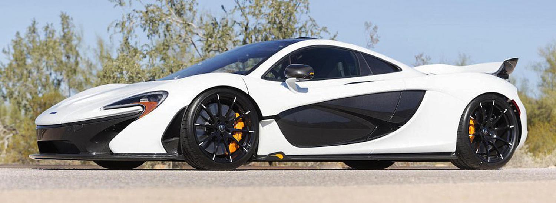 Last U.S.-Spec McLaren P1 Fetches This Record-Breaking Price At Auction