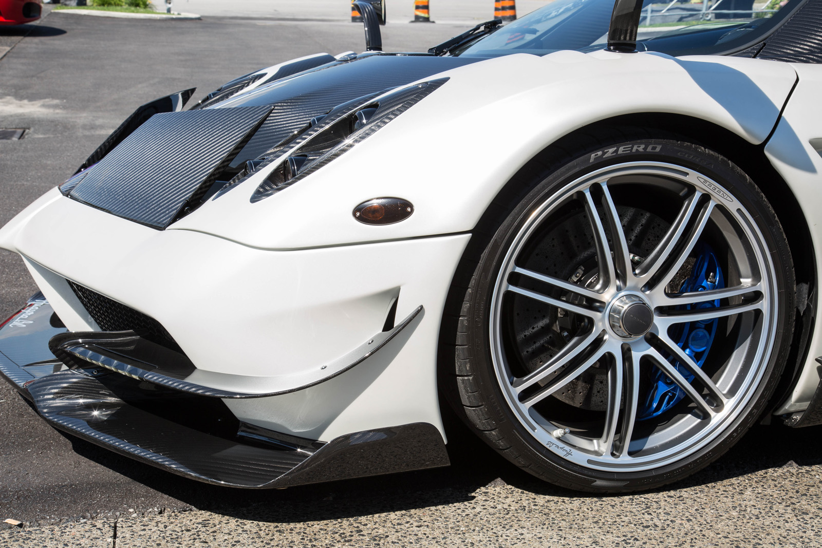 7 Stunning Details of the Pagani Huayra BC