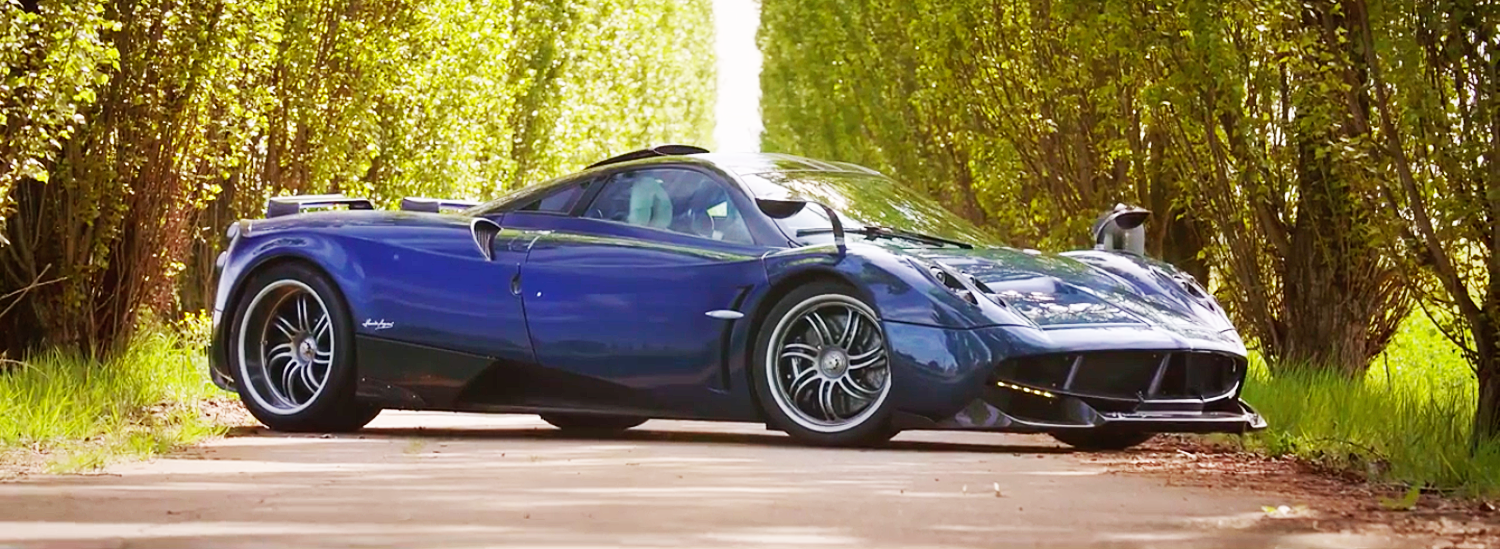 Pagani Promises the Huayra Will Go Topless In 2017