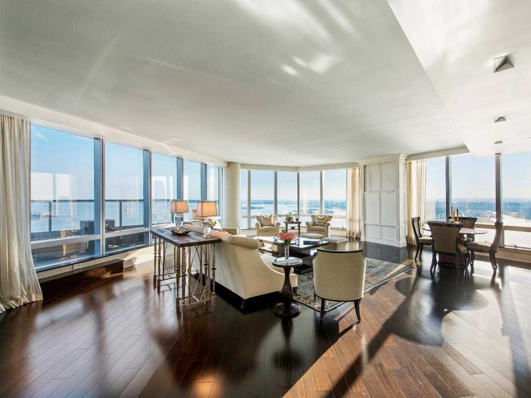 Here's the Crazy Penthouse $118 Million Gets You in Manhattan