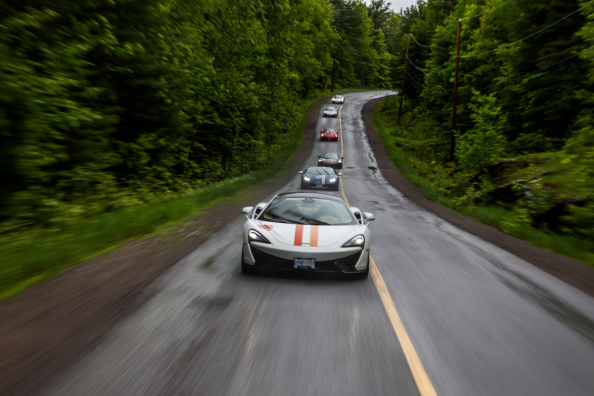Road Trip: Fooling Around, Fast Cars and Formula 1 in Montreal