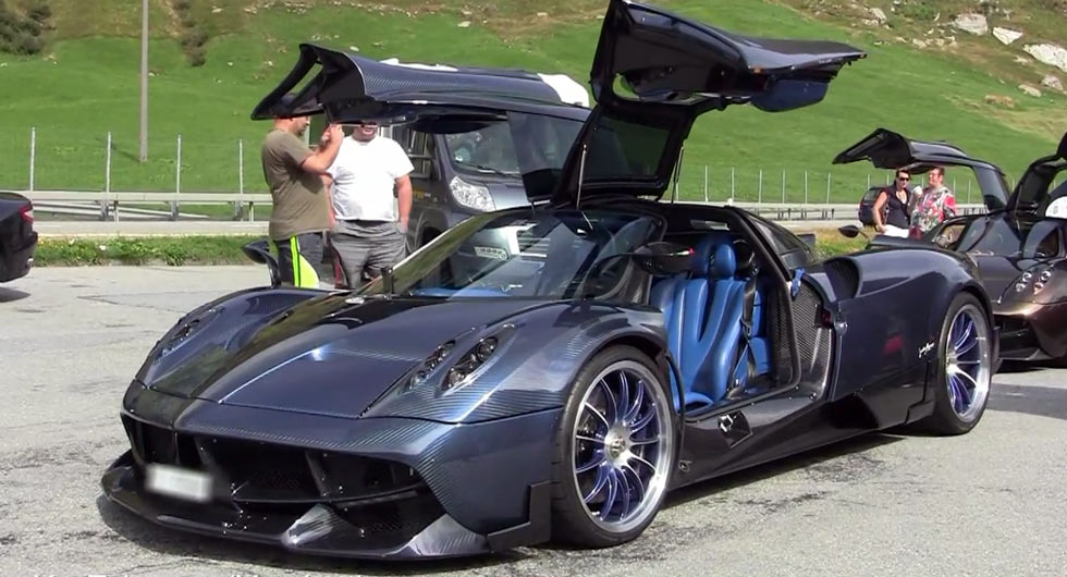 The Futura Is Another Haute Huayra…