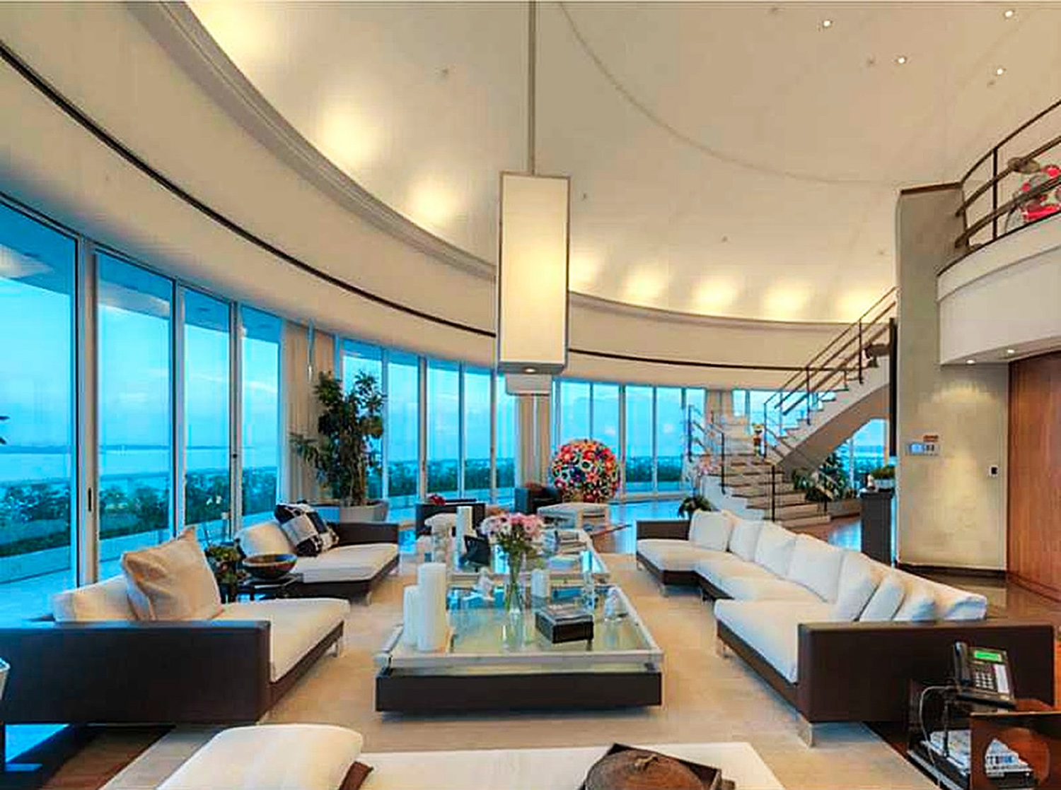 bd521d1703aed Pharrell Williams  Stunning Luxury Miami Penthouse is Up For Grabs—And You  Have to See Inside