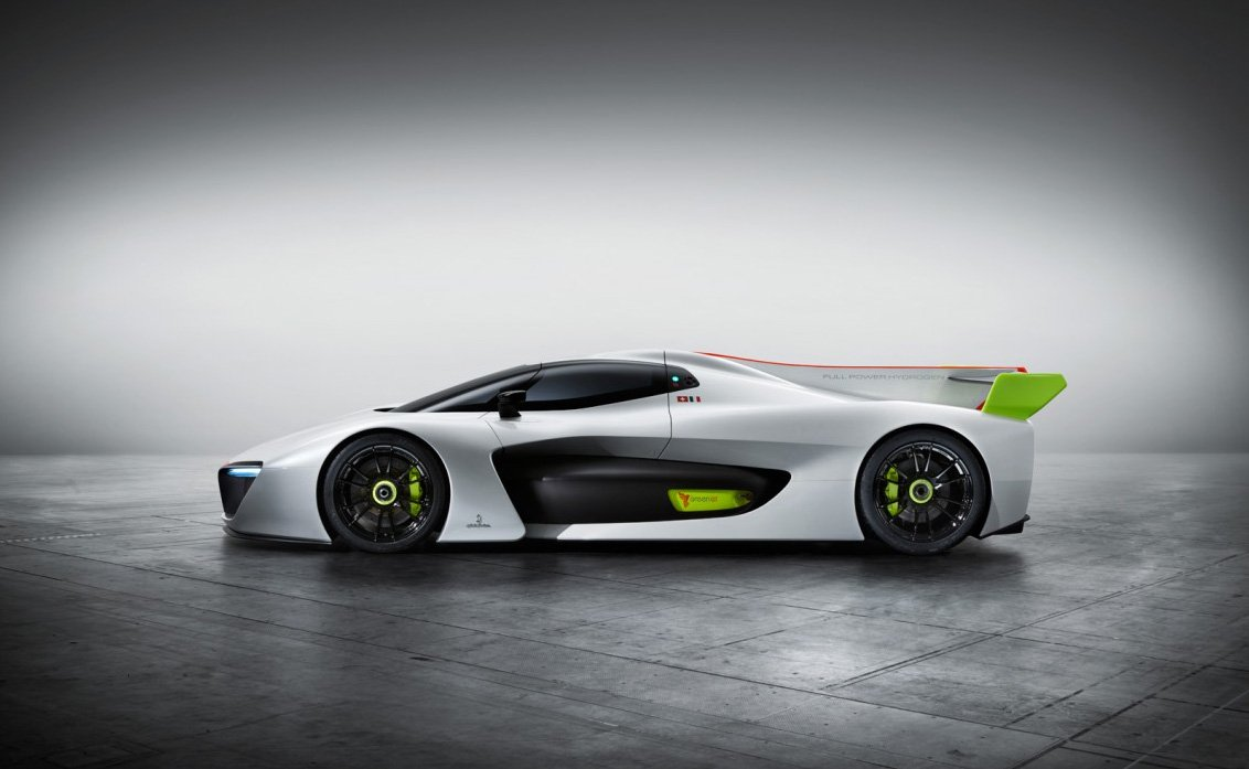 Pininfarina's Hi-Po Hydrogen Supercar Will Cost You a Pretty Penny