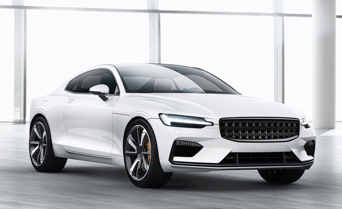 Polestar 1 Costs More Than BMW i8, Acura NSX