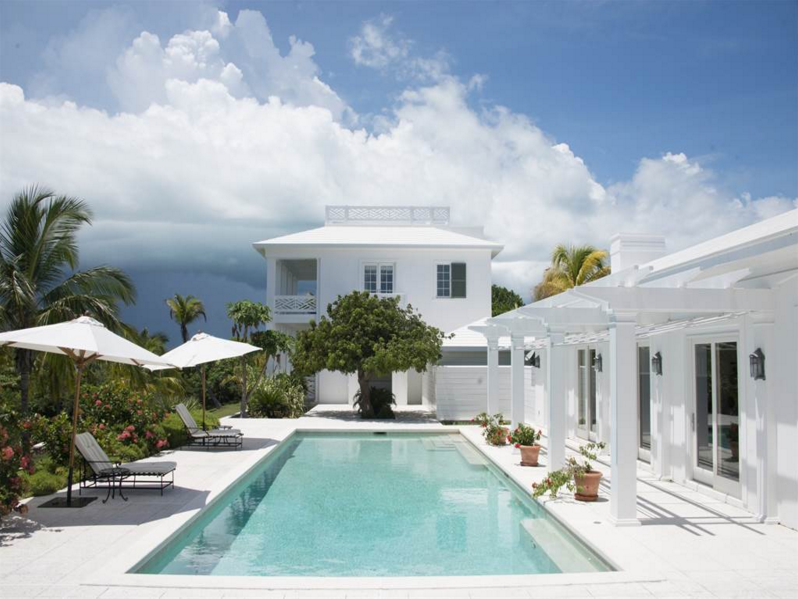 This Gorgeous Modern Plantation in the Bahamas Could Be Your New Vacation Home