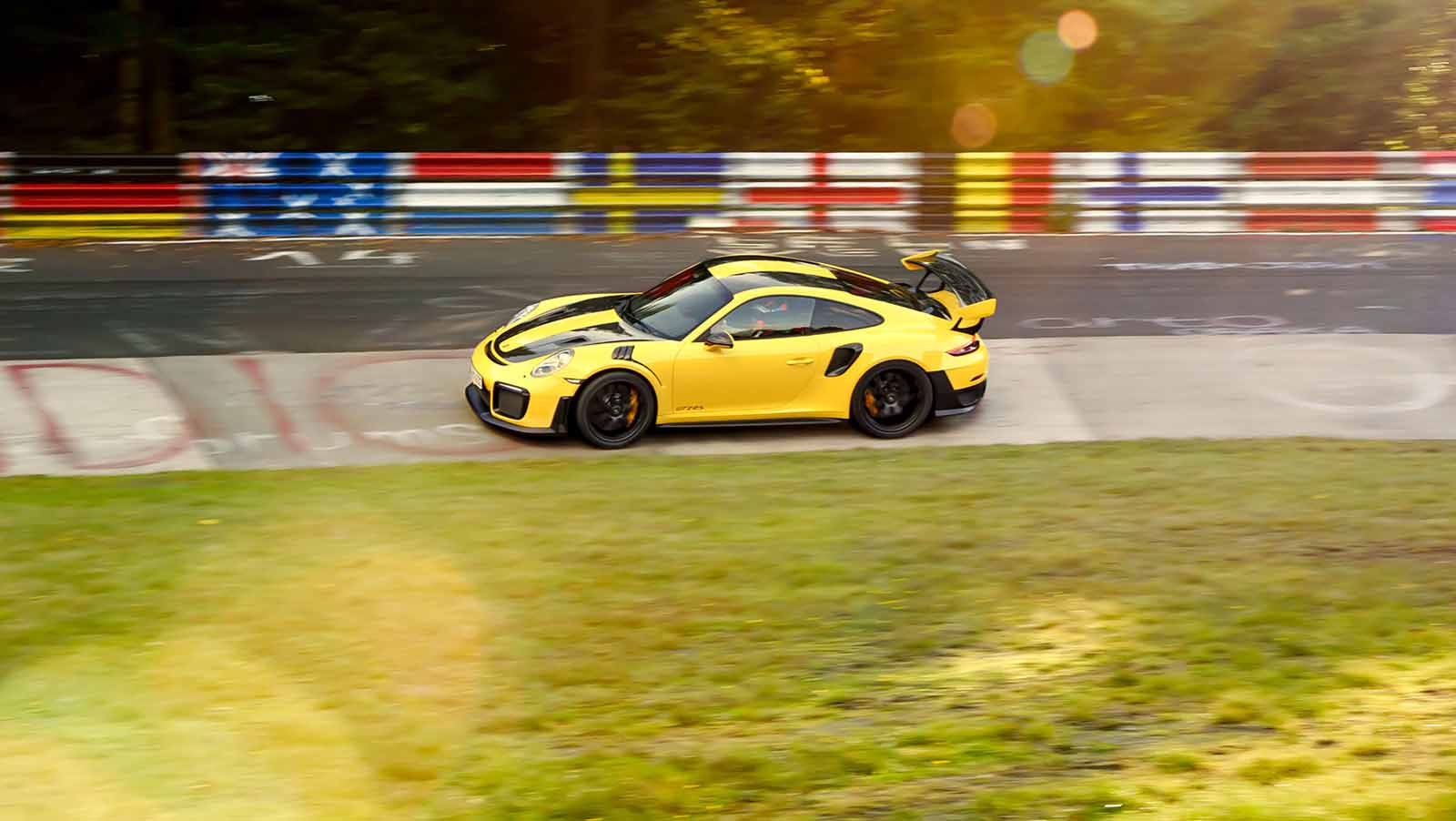 Porsches are Better Than Lamborghinis