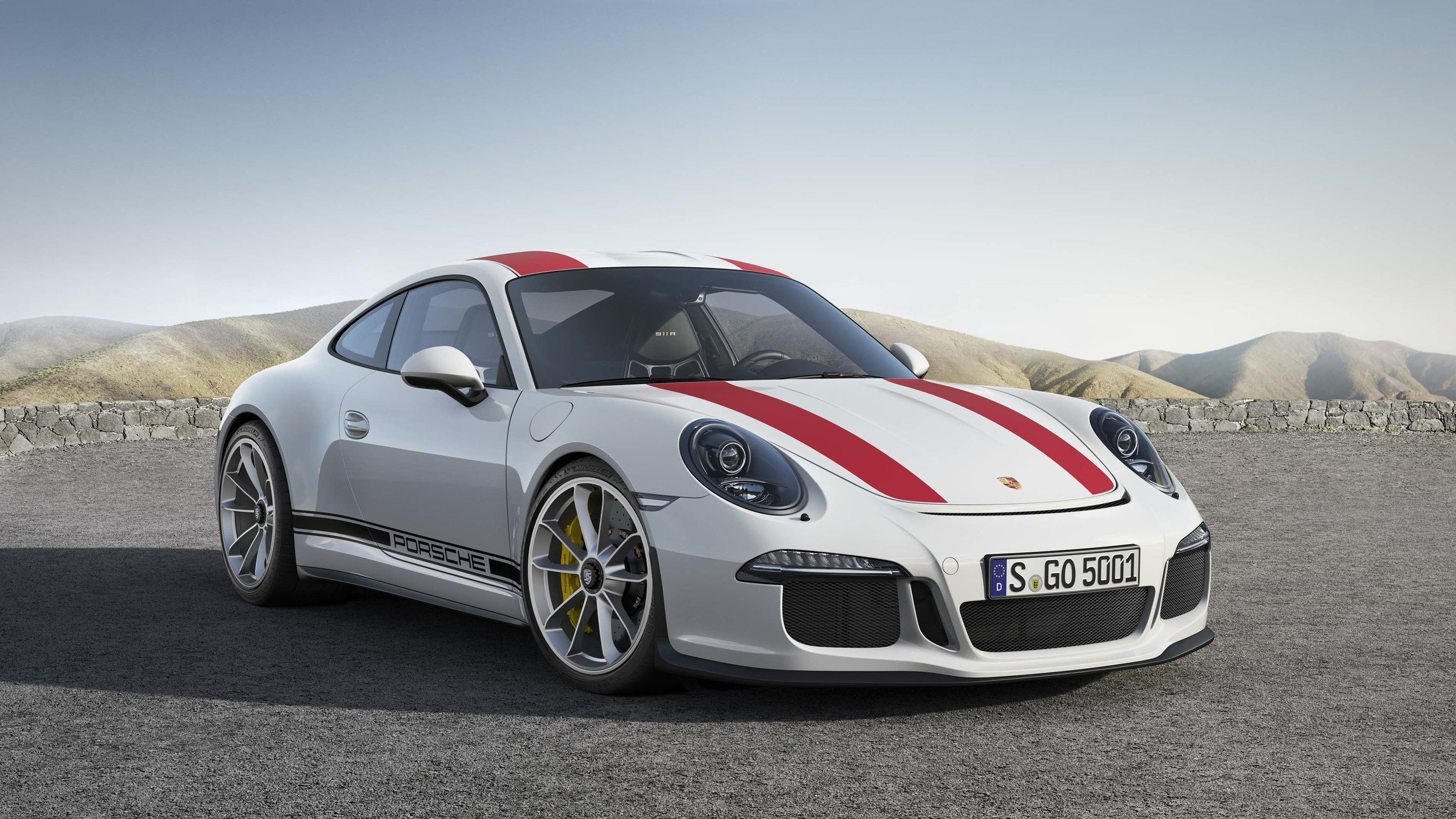 This Porsche 911 R Is Selling for Over $1.3M On The Used Car Market