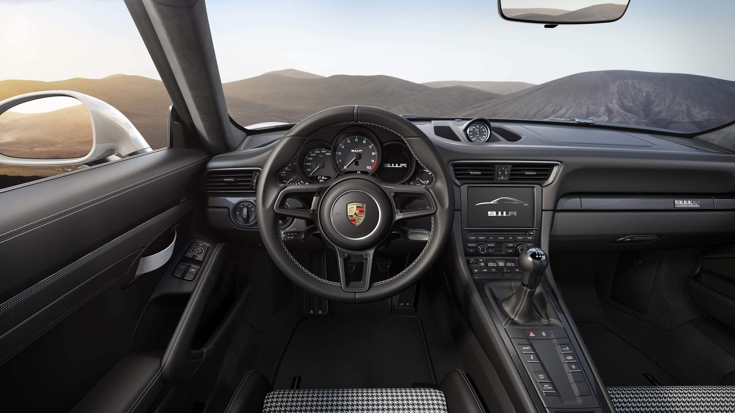 Porsche: Manual Transmissions and Hybrids Don't Mix