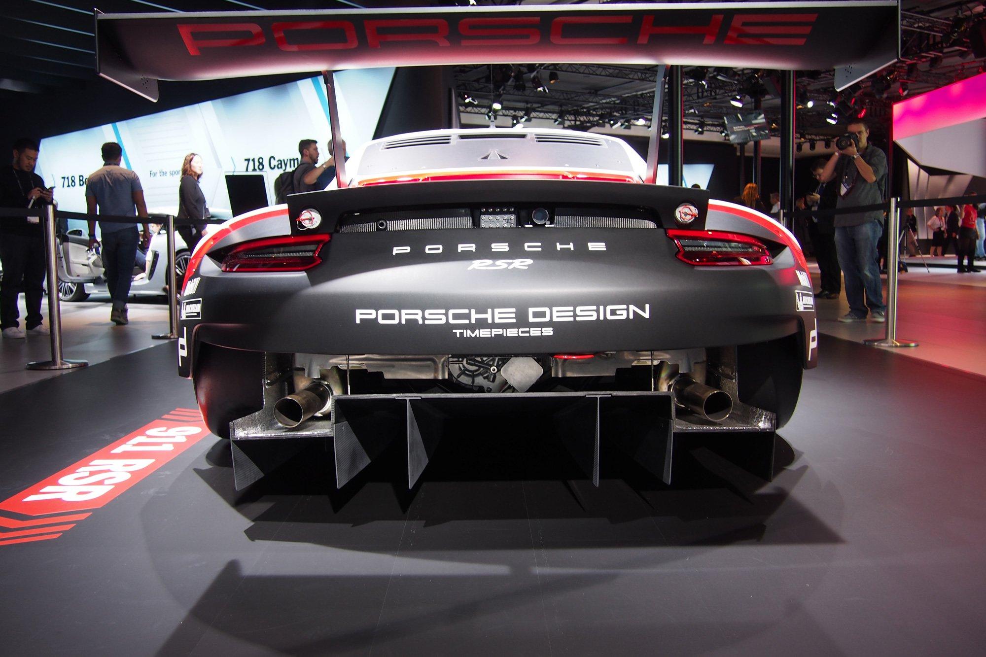 The Best Porsche 911 Ever isn't Even Street Legal