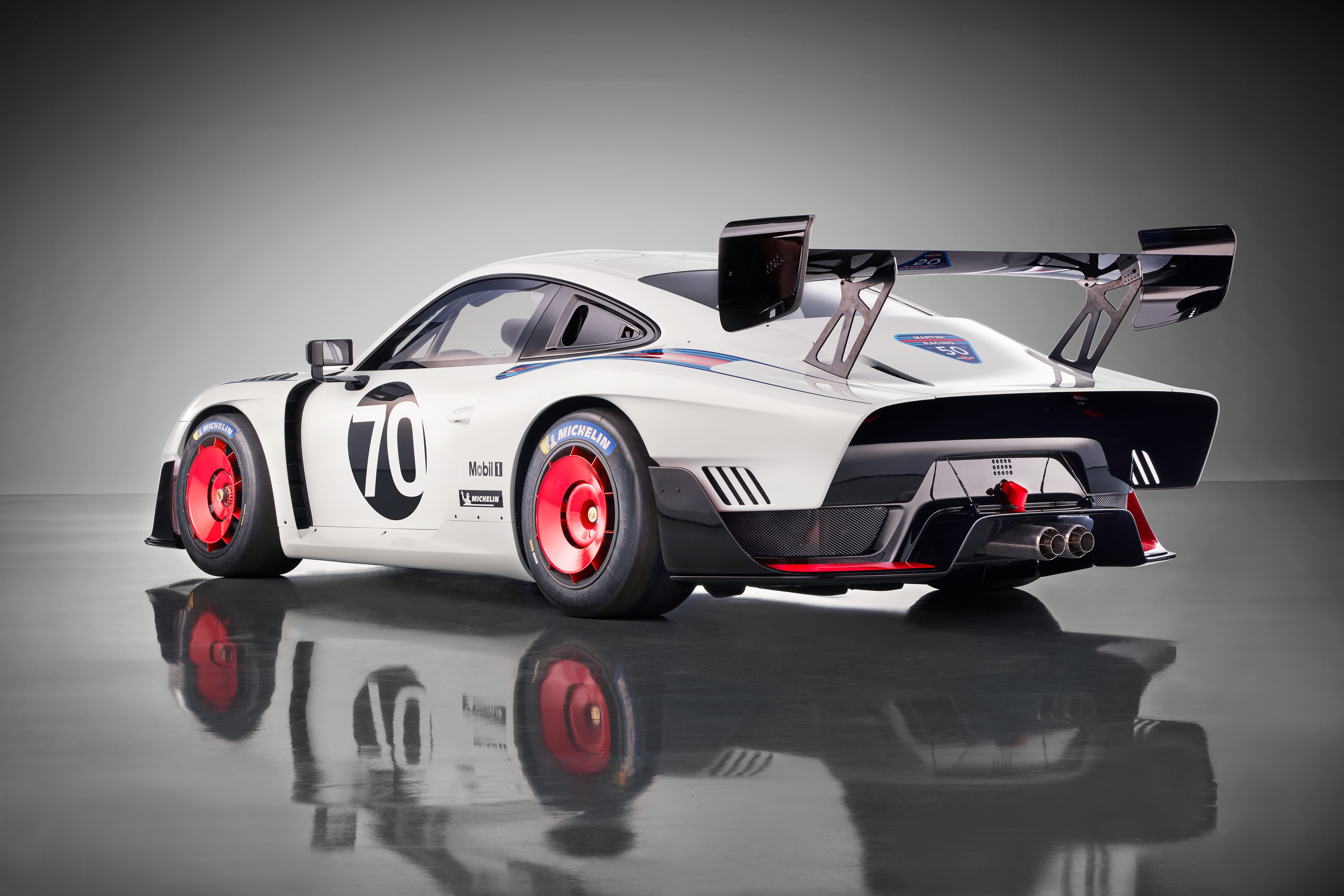 New Porsche 935 Track Car is Absolutely Bonkers