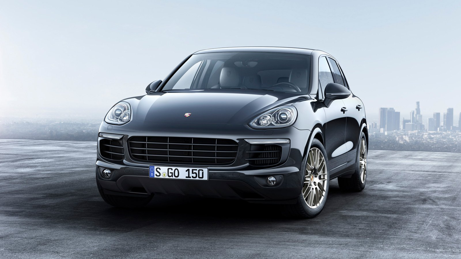 Porsche Cayenne Adds Luxury Platinum Edition to Its Lineup