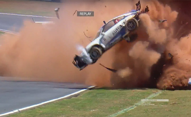 Is This The Worst Car Crash You've Ever Seen?