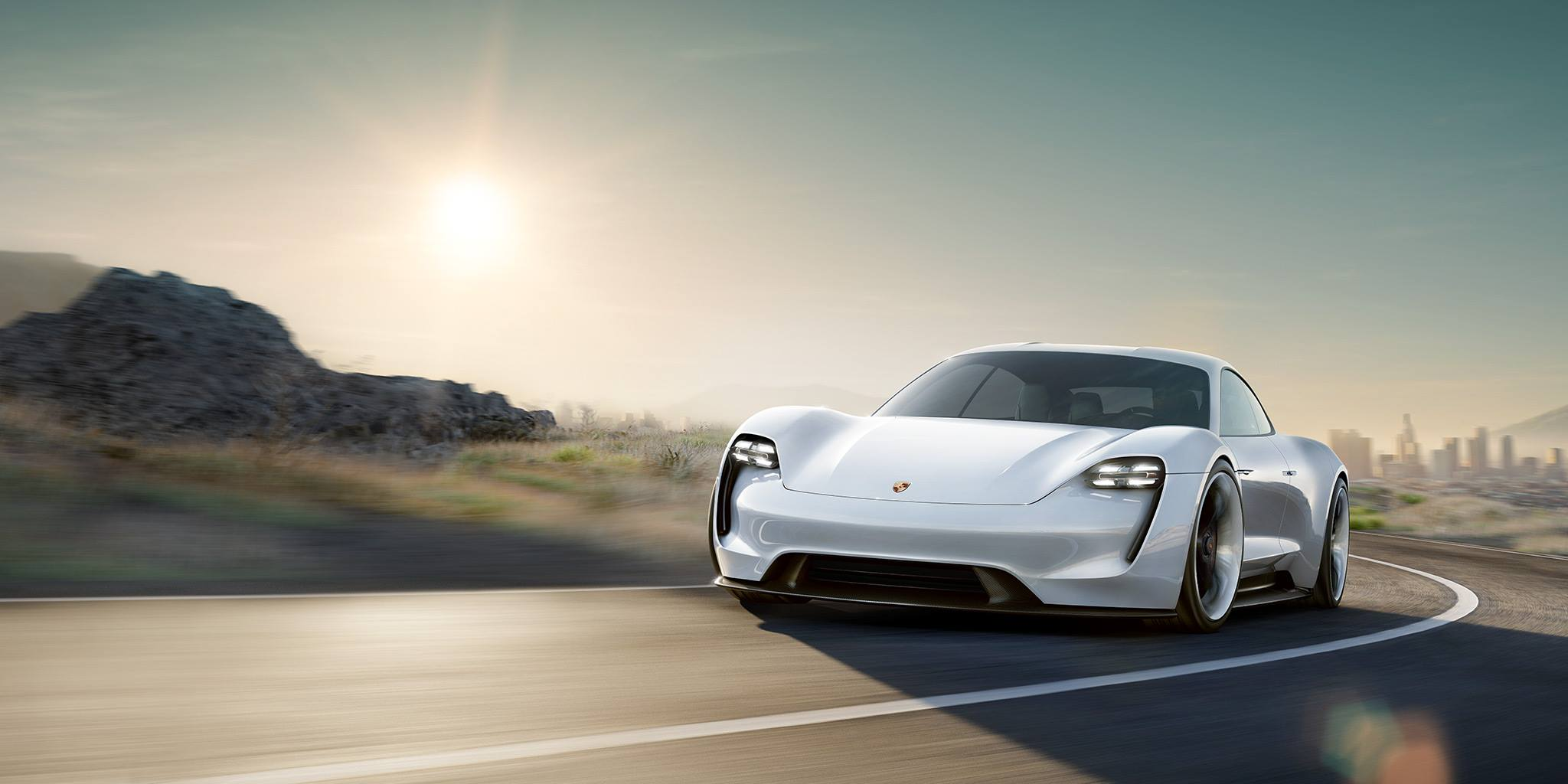 Smaller Porsche Mission E May Be On the Table
