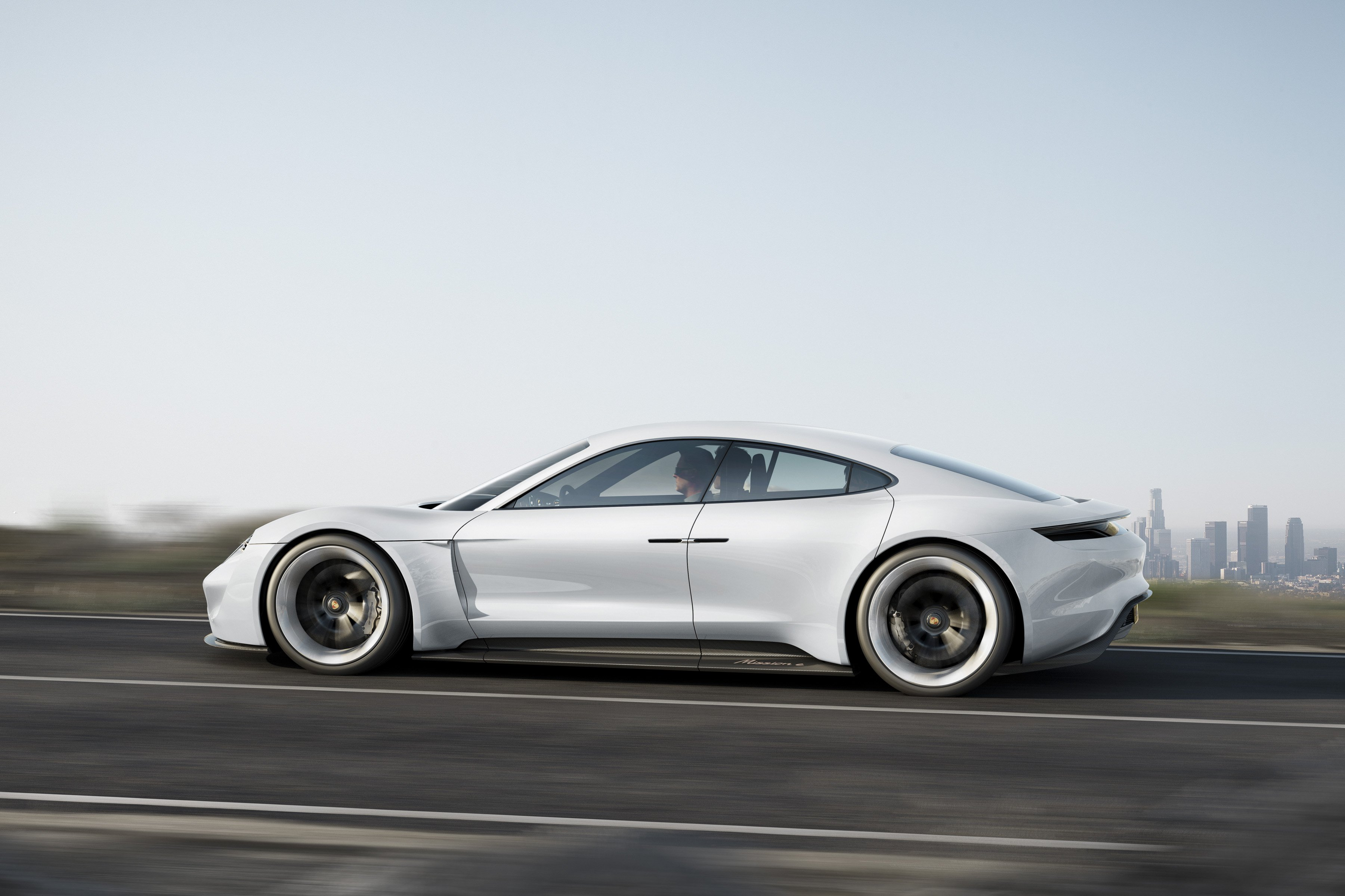Porsche Mission E Will Offer Several Versions, Plus Self-Driving Tech and Fast Charging