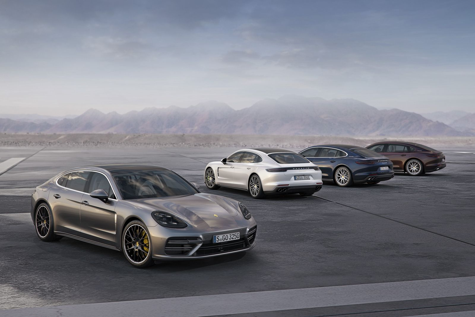 Porsche Adds New Variants to Panamera Lineup