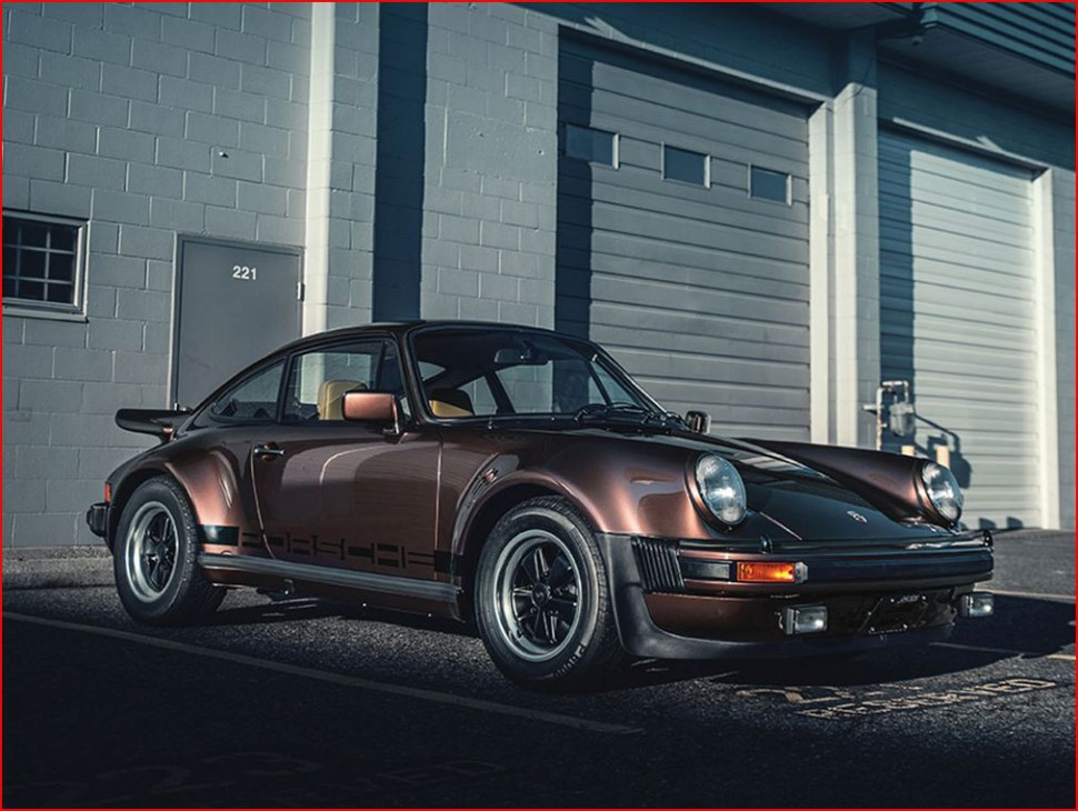 Here's 10 Photos of The Nicest 1975 Porsche 911 Turbo We've Ever Seen