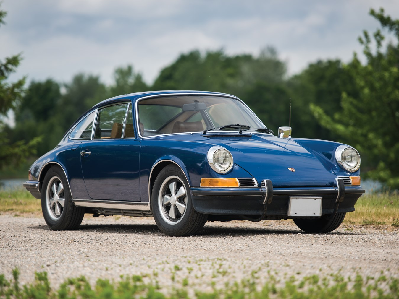 This 1972 Porsche 911 S Coupe Is The Ultimate Clic Car ...