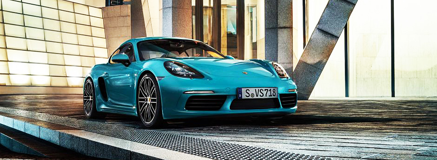 Porsche Will Make the 718 Boxster and Cayman Even Punchier…