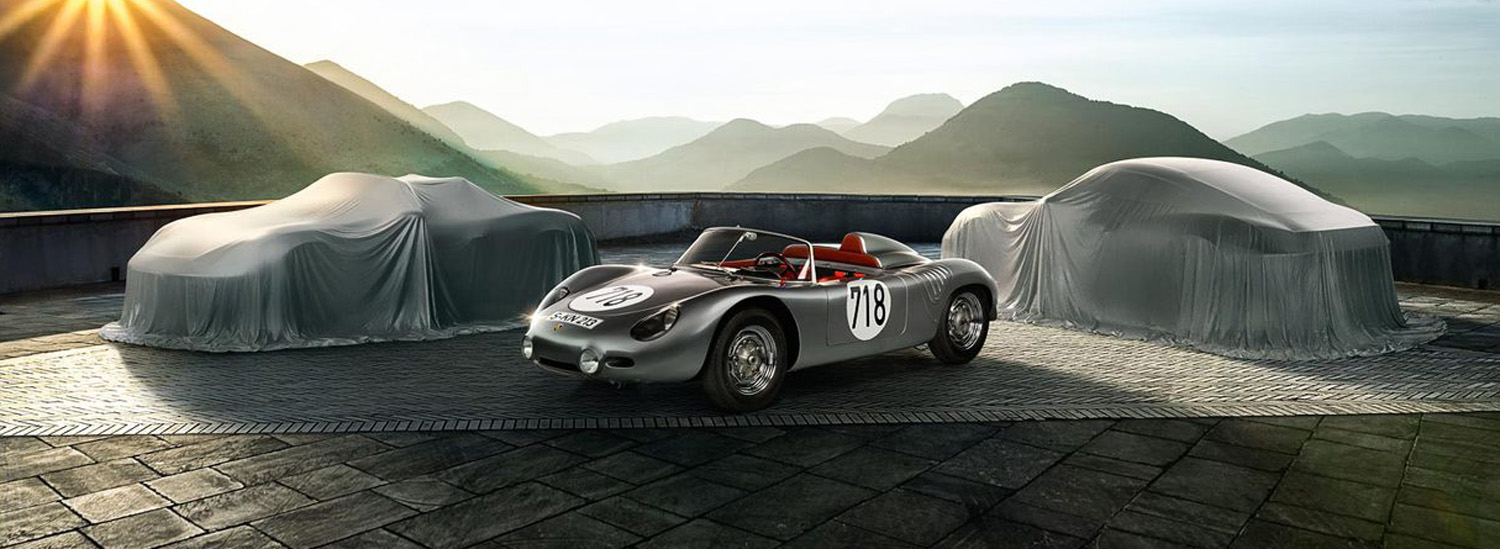 The Legendary Porsche 718 is Back With These Two Models