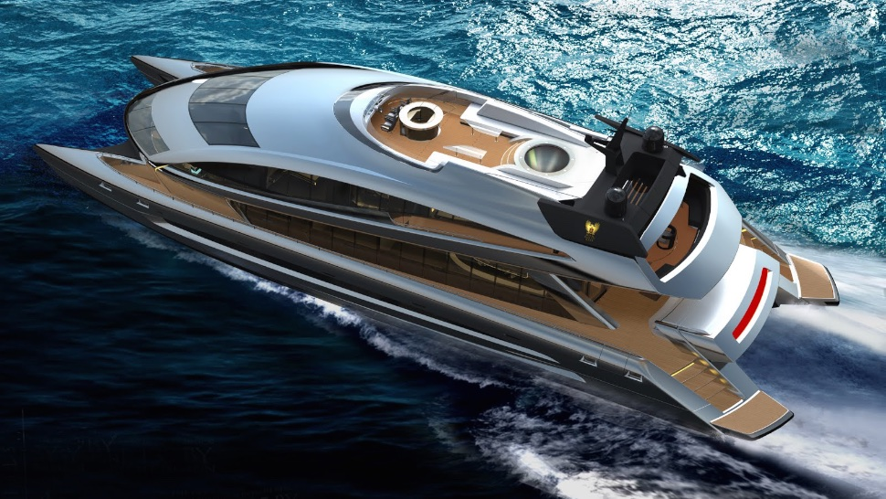 Forget Super Cars, Porsche Will Now Sell You a Super Yacht