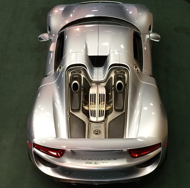 How You Can Turn Your Porsche Boxster Into A 918 Spyder For $150,000