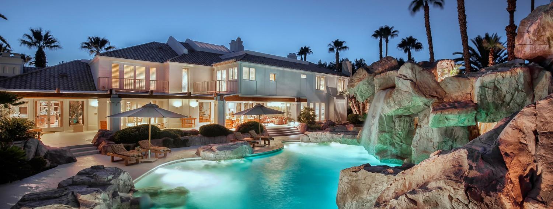 This $14 Million Las Vegas Estate Would Make James Bond Jealous