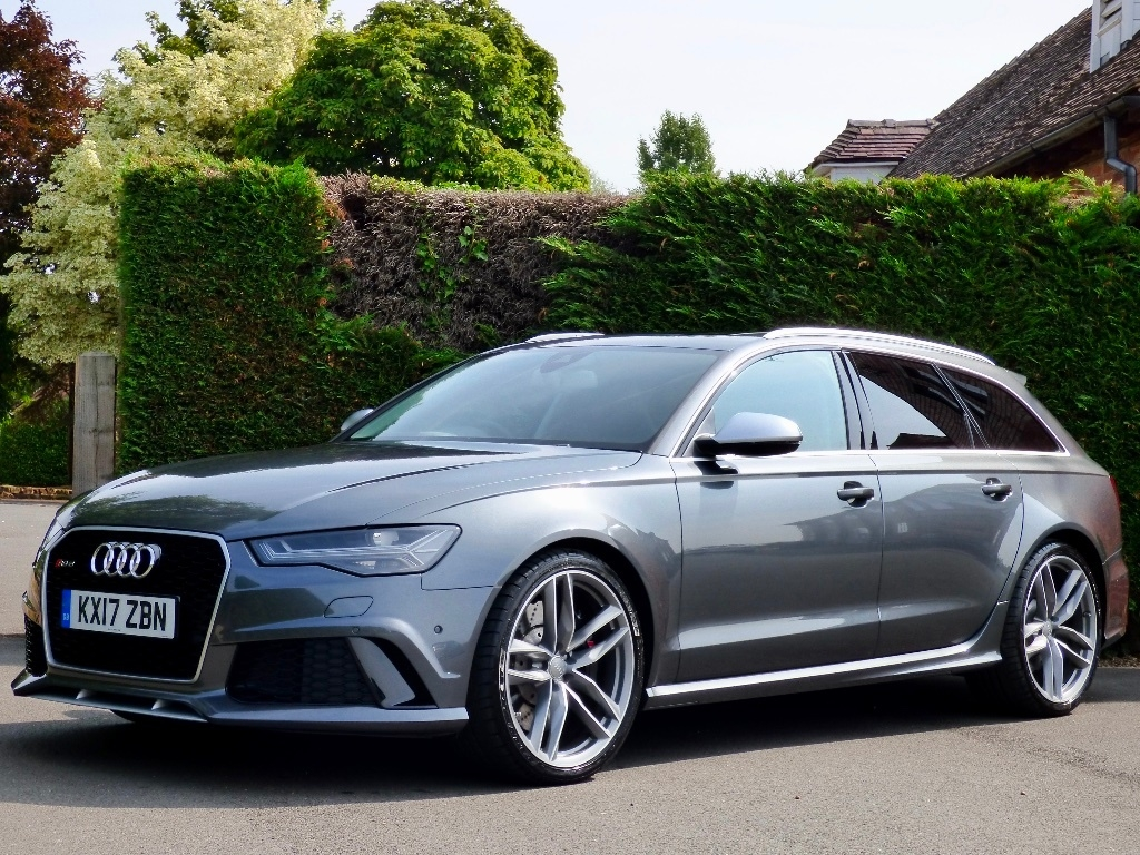 Find of the Day: Buy Prince Harry's Audi RS6 Avant