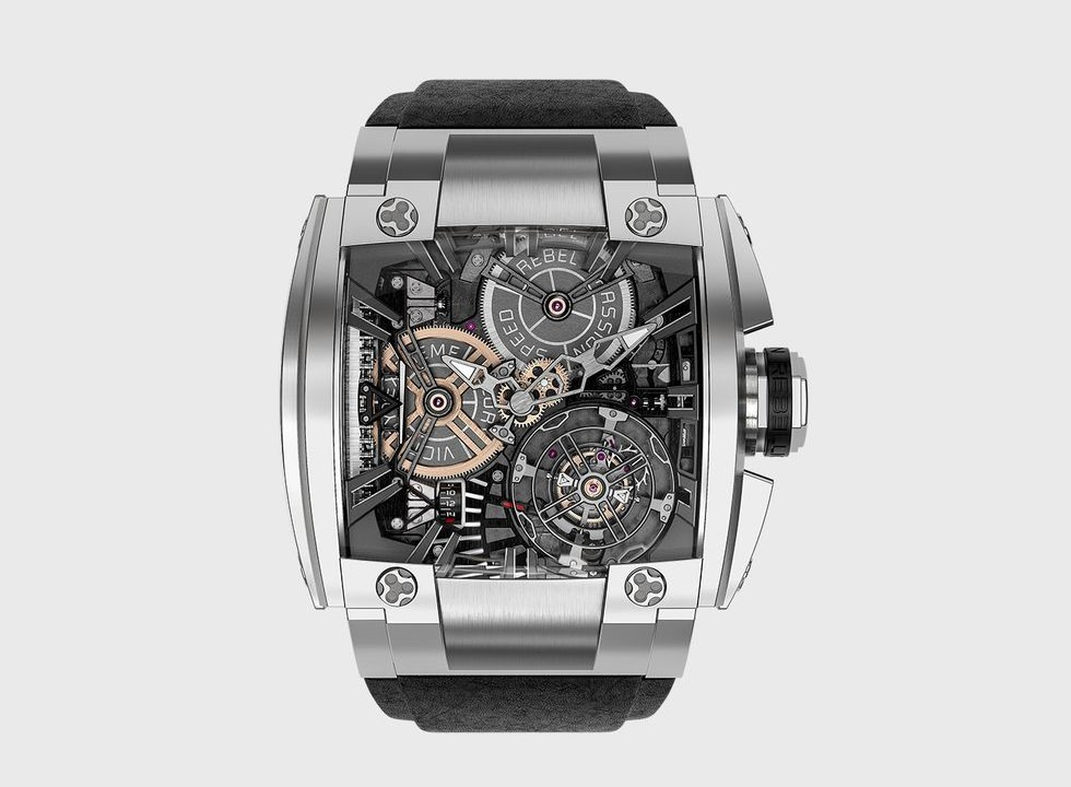 Here Are The 14 Best Watches From Baselworld—Including This $1.8 Million Beast