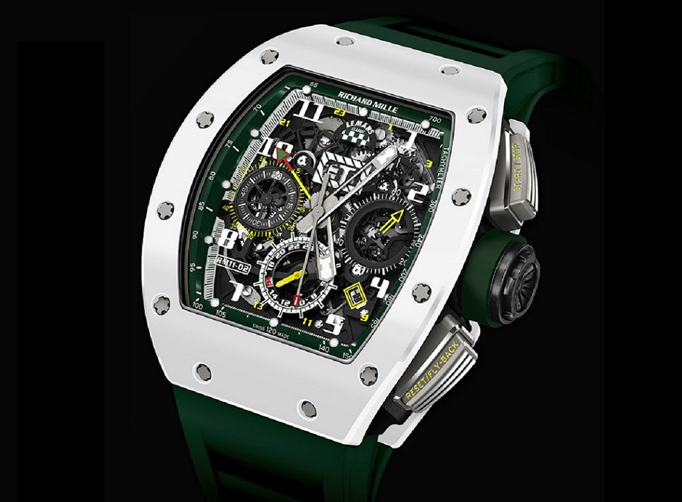 The Limited Edition Richard Mille RM 11-02 Le Mans Classic is a Celebration of Racing