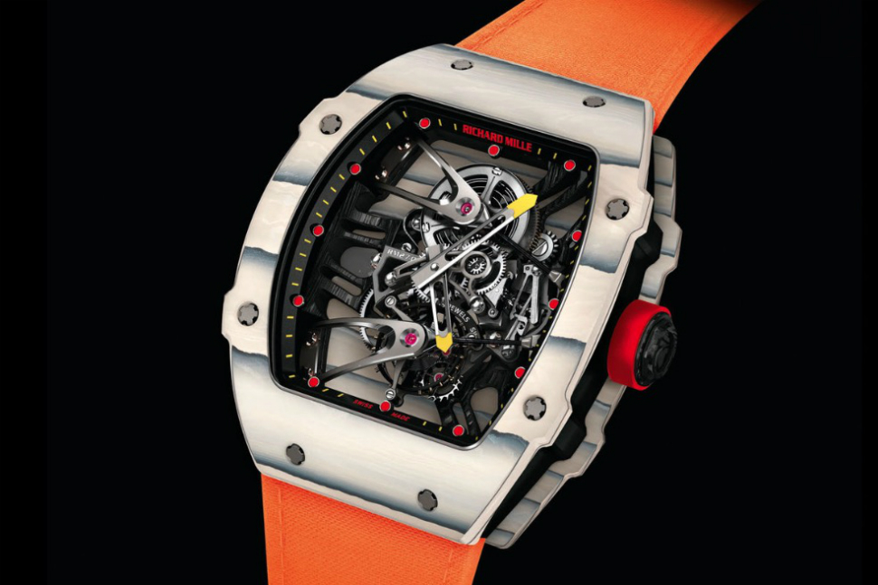 Rafael Nadal Just Had This Incredible $750,000 Watch Named After Him