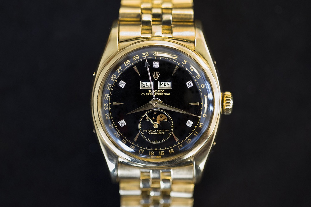 This is the Most Expensive Rolex in the World